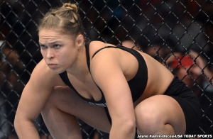 MMA: UFC 168-Rousey vs Tate