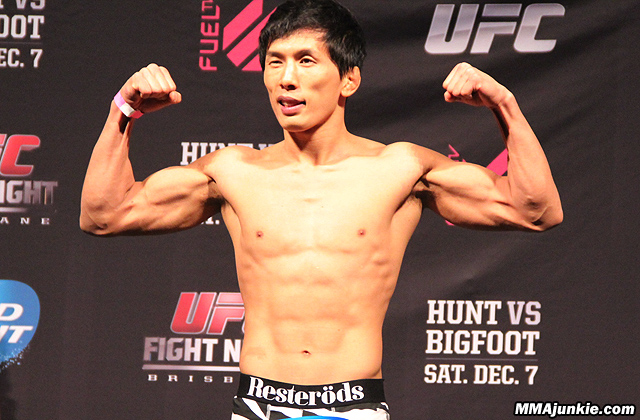 takeya-mizugaki-ufc-fight-night-33