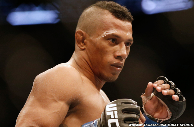 MMA: UFC Fight Night 26-Faber vs Alcantara