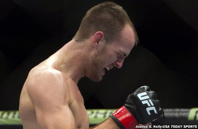 MMA: UFC Fight Night-Miller vs Sicilia