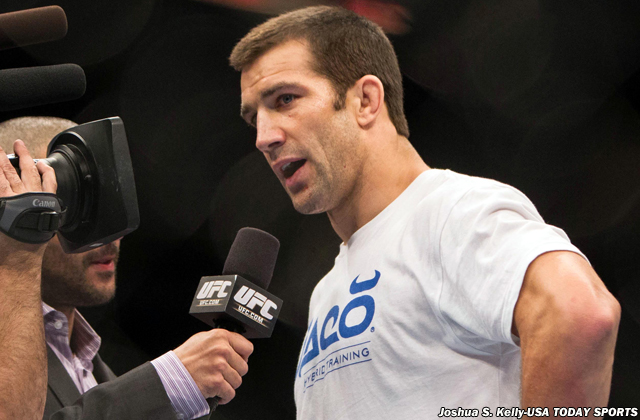 MMA: UFC Fight Night-Rockhold vs Philippou