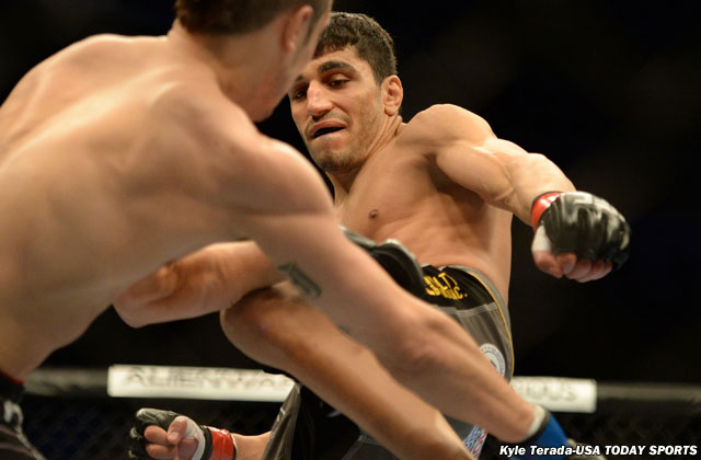 MMA: UFC on FOX 7-Nijem vs Jury