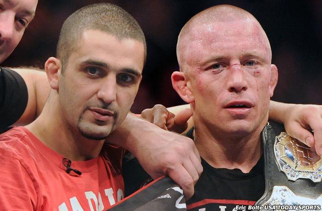 MMA: UFC 154-St-Pierre vs Condit