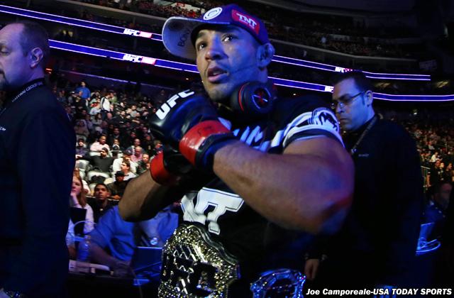MMA: UFC 169-Aldo vs Lamas