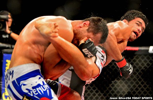 MMA: UFC Fight Night-Machida vs Mousasi
