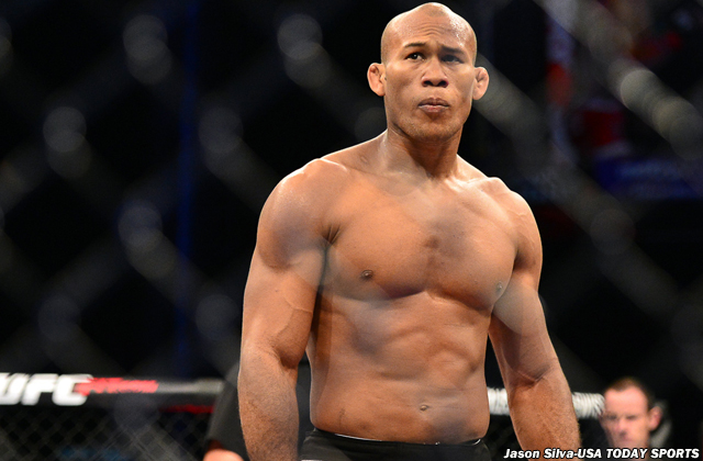 MMA: UFC Fight Night-Jacare Souza vs Okami