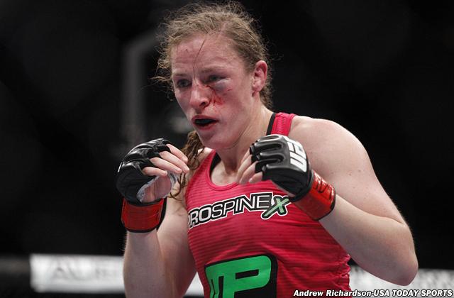 MMA: UFC 166-Kaufman vs Eye