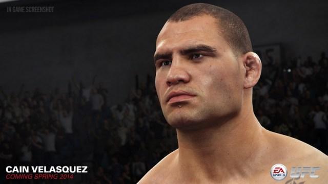 Cain Velasquez EA UFC