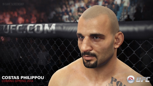 Costas Philippou EA UFC