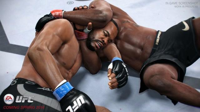 Jon Jones EA UFC