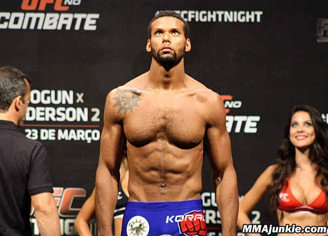 Andy Enz vs. Thiago Santos added to UFC 183 in Las Vegas | MMA Junkie