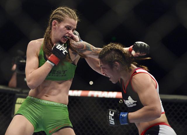 MMA: UFC 172- Duke vs Correia