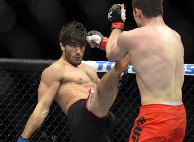 MMA: TUF Nations-Canada vs Australia Finale Westcott vs Theodorou