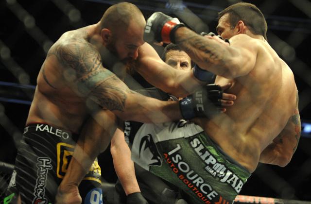 MMA: UFC on FOX 11-Werdum vs Browne
