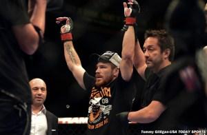 MMA: UFC 172- Miller vs Medeiros