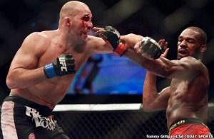 MMA: UFC 172- Jones vs Teixeira