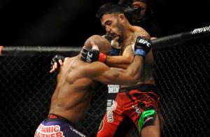 MMA: UFC on FOX 11-Tavares Vs. Romero