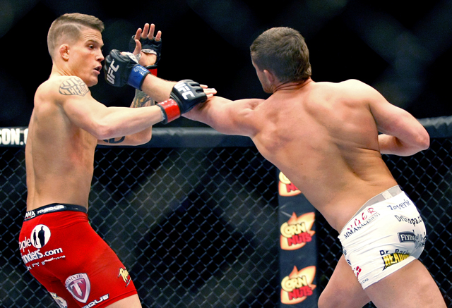 MMA: UFC Fight Night 40-Cruickshank vs Koch