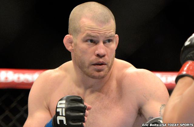 MMA: UFC 158-Ellenberger vs Marquardt