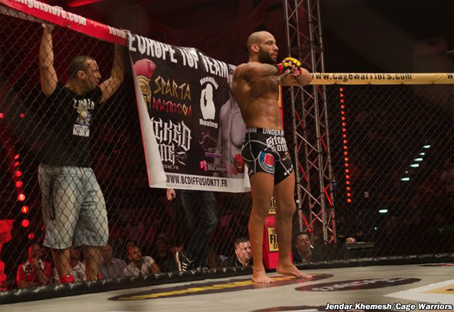 norman-paraisy-cage-warriors-fight-night-10