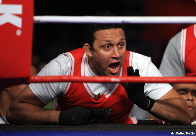 Inside the International Fight League