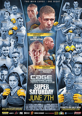 cage-warriors-69-poster