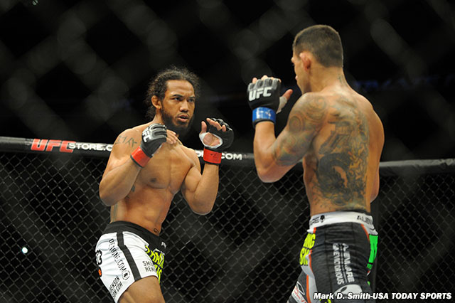 MMA: UFC Fight Night 49-Henderson vs Dos Anjos