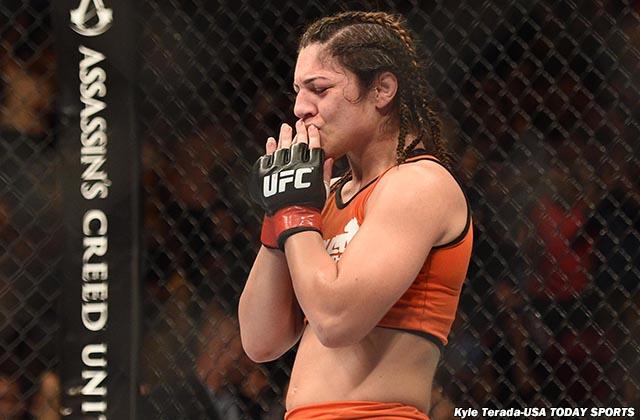 MMA: UFC 177-Correia vs Baszler