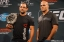Johny Hendricks and Robbie Lawler