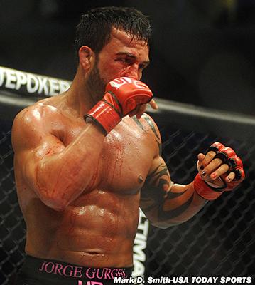 MMA: Strikeforce-Gurgel vs. Martins