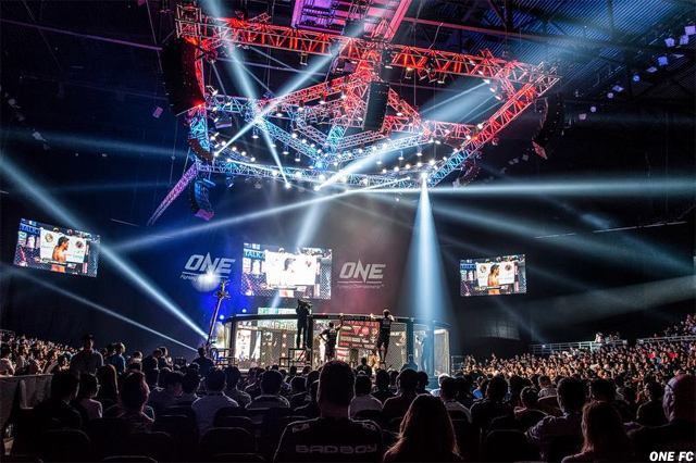 one-fc-cage