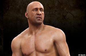 "Mark Coleman in ""EA Sports UFC"""