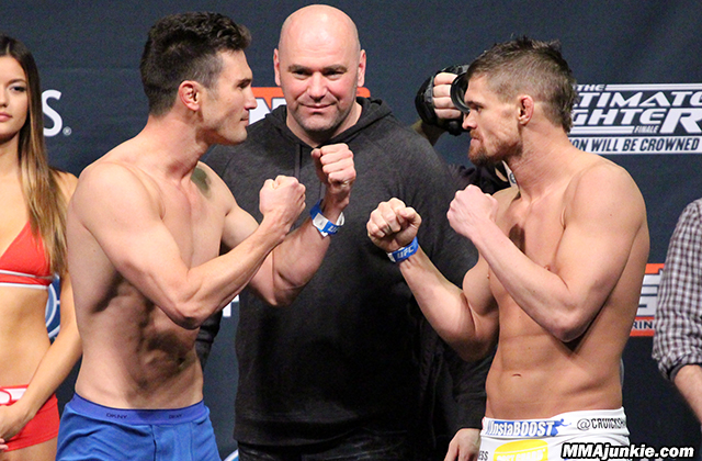 K.J. Noons and Daron Cruickshank