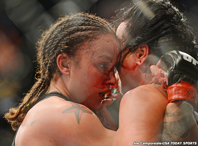 MMA: UFC 181- Pennington vs Smith