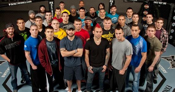 """The Ultimate Fighter 15: Team Cruz vs. Team Faber"""