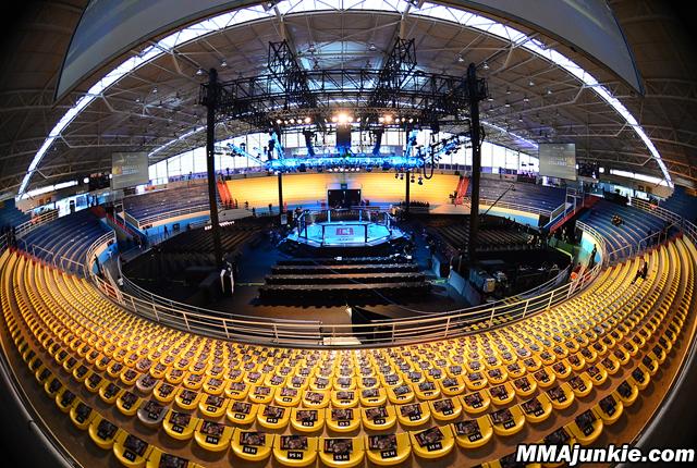 Jose Correa Arena, Barueri, Brazil