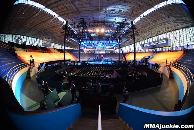Jose Correa Arena