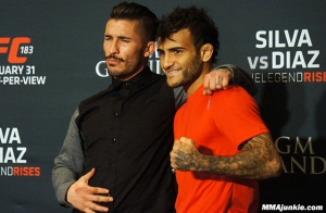 Ian McCall and John Lineker