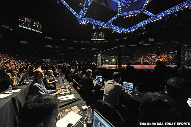 Bell Centre, UFC 186