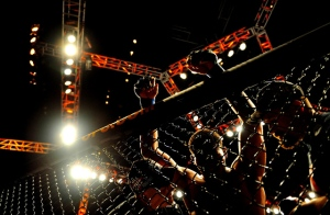 ufc-cage-crowd-lights