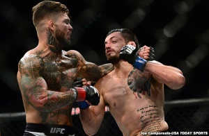 Cody Garbrandt and Henry Briones