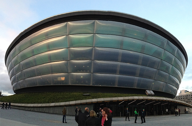 SSE Hydro, Glasgow