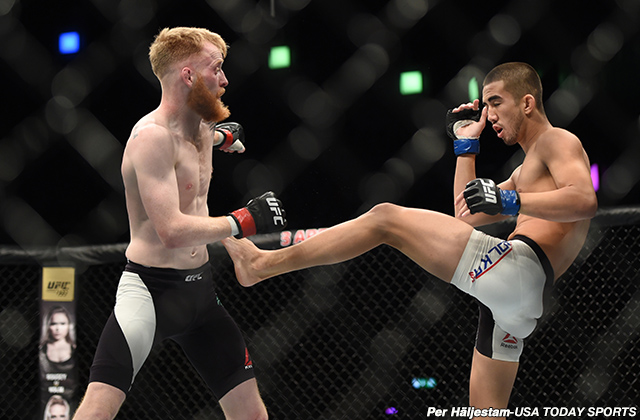 Paddy Holohan and Louis Smolka