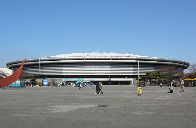 Olympic Gymnastics Arena, Seoul