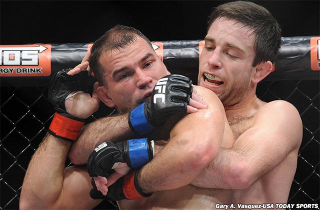 Artem Lobov and Ryan Hall