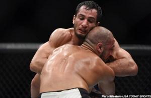 MMA: UFC Fight Night-Mousasi vs Leites