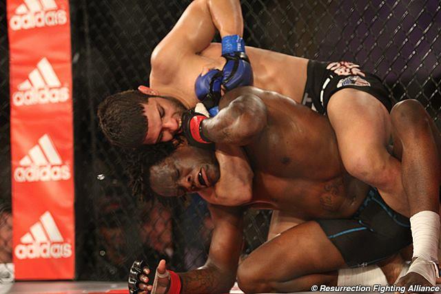 Thiago Moises vs. Javon Wright, RFA 28