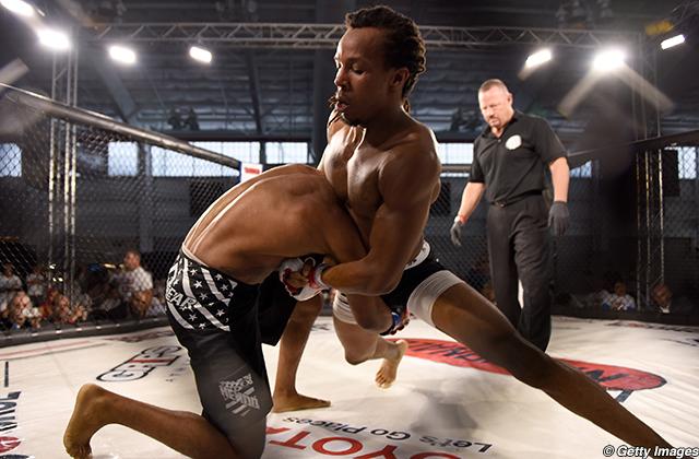 Corey Wilson vs. Joseph Boyett at 2014 MMA World Expo