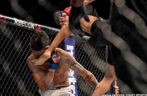 Yair Rodriguez vs. Andre Fili