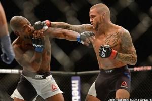 MMA: UFC 199-Green vs Poirier